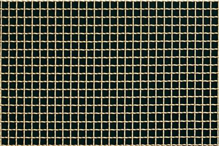 Square holes 30 x 30 mm, wire 3 mm (aeration 67% surface)